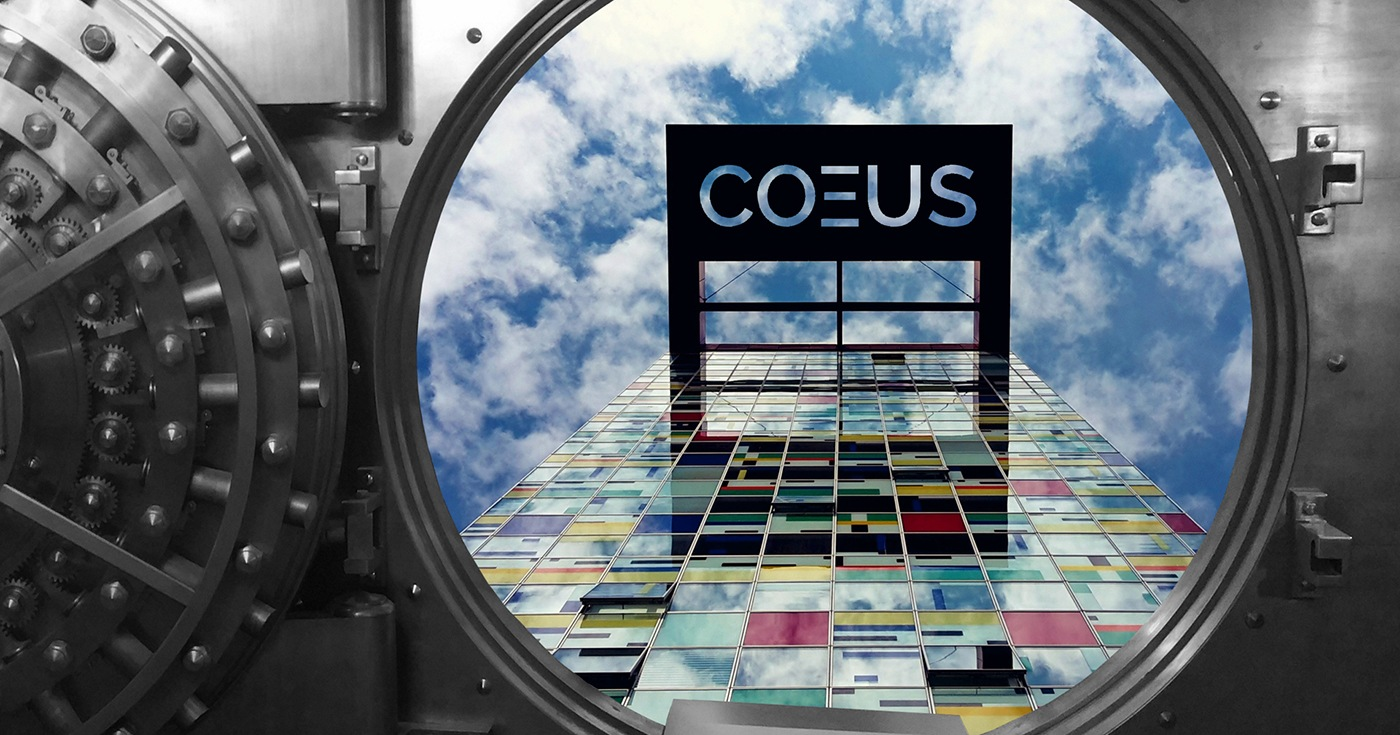 coeus intelligent cloud media archiving management